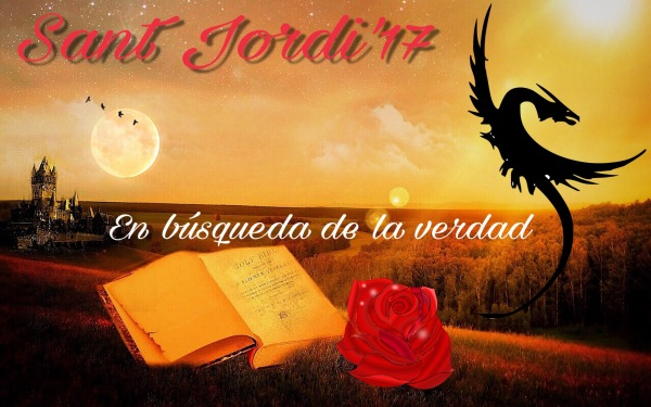 Foto promo Sant Jordi'17