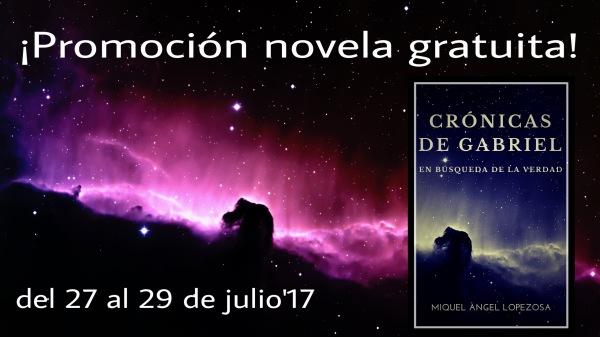 Promo novela gratuita julio'17